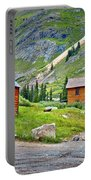 Animas Forks Ghost Town Portable Battery Charger