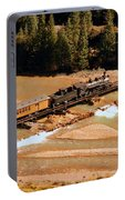 Animas River Crossing Portable Battery Charger