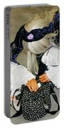 Anime - Personification Of A Lucky Girl  Portable Battery Charger