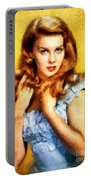 Ann-margert, Vintage Hollywood Actress Portable Battery Charger