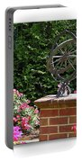 Annapolis Garden Ornament Portable Battery Charger