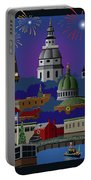 Annapolis Holiday Portable Battery Charger