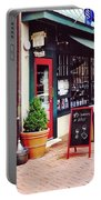 Annapolis Md - Restaurant On State Circle Portable Battery Charger