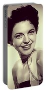 Anne Bancroft, Vintage Actress Portable Battery Charger