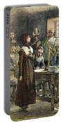 Anne Hutchinson, 1591-1643 Portable Battery Charger