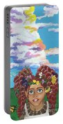 Anne Shirley Portable Battery Charger