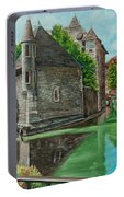 Annecy-the Venice Of France Portable Battery Charger