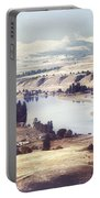 Another Flathead River Image Portable Battery Charger