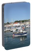 Anstruther Away Fishing Portable Battery Charger