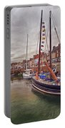 Anstruther Harbor Portable Battery Charger