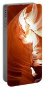 Antelope Canyon Scuplture Portable Battery Charger
