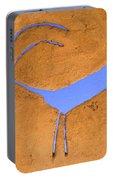 Antelope Petroglyph Portable Battery Charger