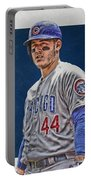 Anthony Rizzo Chicago Cubs 3 Portable Battery Charger