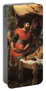 Antiochus And Stratonike Portable Battery Charger