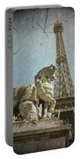 Antiquation Portable Battery Charger by Andrew Paranavitana