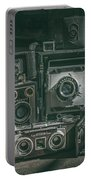 Antique Camera Portable Battery Charger