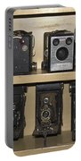 Antique Cameras Portable Battery Charger