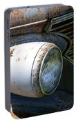 Antique Car Headlight Portable Battery Charger