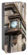 Antique Clock  Edenton North Carolina Portable Battery Charger