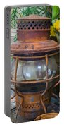 Antique Lantern Portable Battery Charger