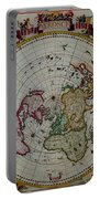 Antique Map Vintage Very Stylish Piece Portable Battery Charger