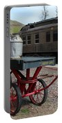 Antique Milk Cans Portable Battery Charger