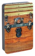Antique Trunk Portable Battery Charger