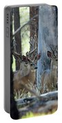 Antlers Galore Portable Battery Charger