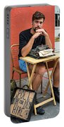 Antoine Portable Battery Charger by Steve Harrington