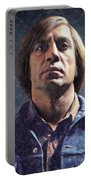 Anton Chigurh Portable Battery Charger