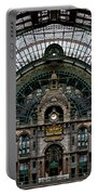 Antwerp Train Terminal Portable Battery Charger