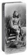 Apache Leader, 1885 Portable Battery Charger