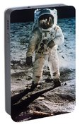 Apollo 11 Buzz Aldrin Portable Battery Charger