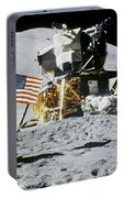 Apollo 15: Jim Irwin, 1971 Portable Battery Charger
