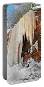 Apostle Islands Waterfall Portable Battery Charger