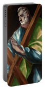 Apostle Saint Andrew Portable Battery Charger