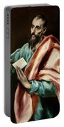 Apostle Saint Paul Portable Battery Charger