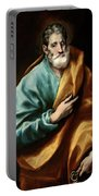 Apostle Saint Peter Portable Battery Charger