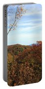 Appalachian Fall Portable Battery Charger