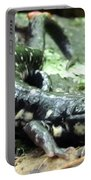 Appalachian Slimy Salamander Portable Battery Charger