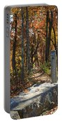 Appalachian Trail In Shenandoah National Park Portable Battery Charger