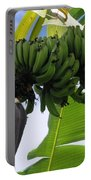 Apple Bananas Portable Battery Charger
