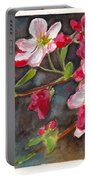 Apple Blossom 2 Portable Battery Charger
