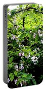 Apple Blossom Digital Painting Portable Battery Charger