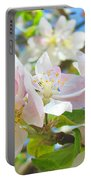 Apple Blossoms Art Prints Spring Trees Baslee Troutman Portable Battery Charger