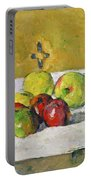 Apples And Biscuits Portable Battery Charger