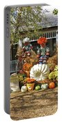 Applewood Farmhouse Grill Harvest Scene Portable Battery Charger