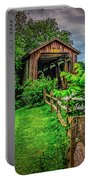 Approach To Hunseckers Mill Bridge Portable Battery Charger