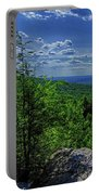 Approaching Little Gap On The Appalachian Trail In Pa Portable Battery Charger