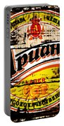 Apuaha Beer Sign Portable Battery Charger